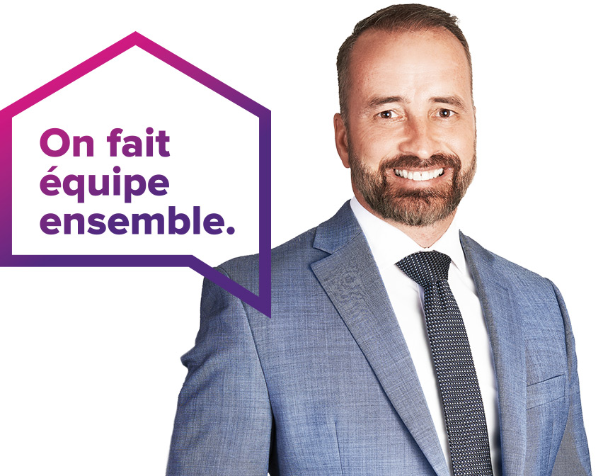 Stéphane Bisson - Real estate broker